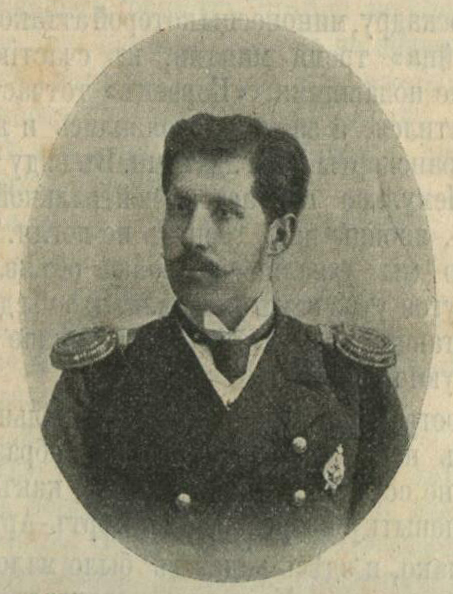 Файл:Мичман Шиллинг А.Н., не позднее 1904 г..jpg — Russian Estonia